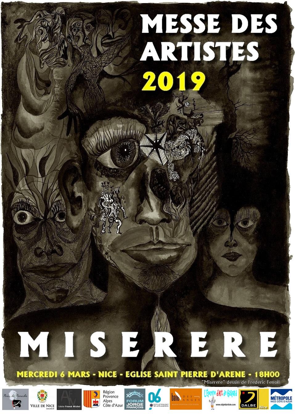messe artistes 2019 affiche (1)